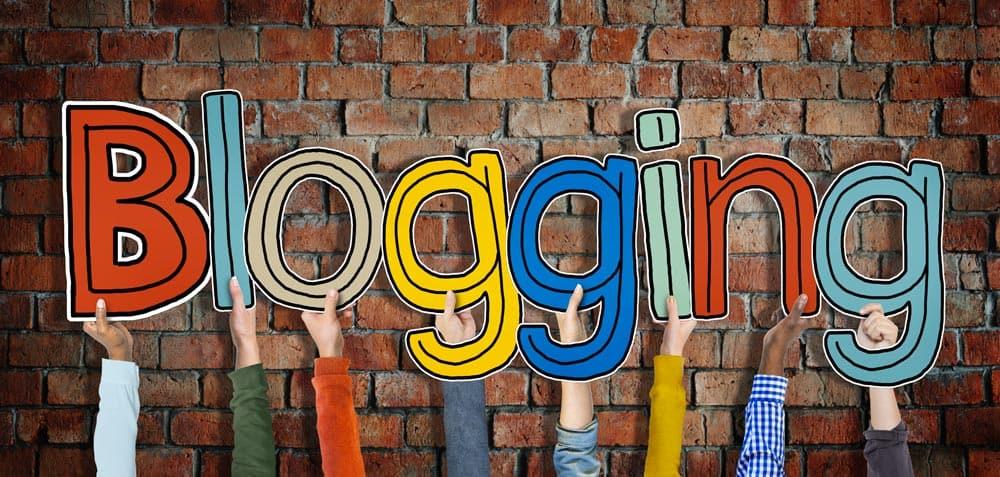 Comece a blogar